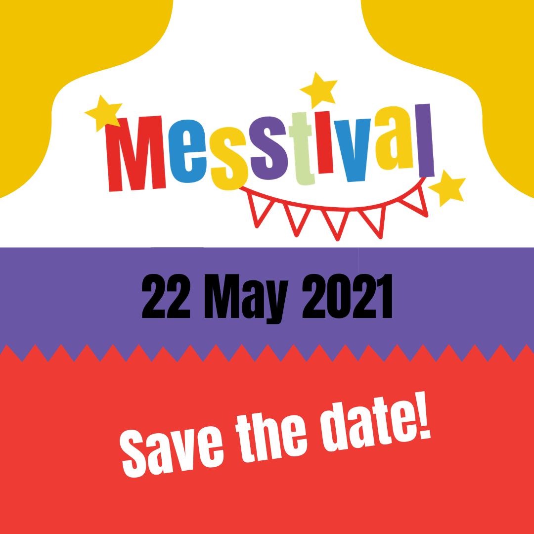 Messtival 22 May 2021 Save the date!