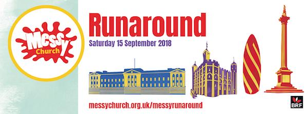 Messy Runaround banner