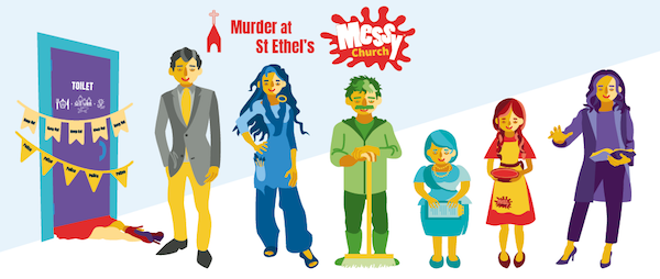Messy Murder Mystery at St Ethel's