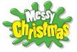 Messy Christmas logo