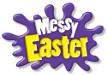 Messy Easter logo