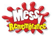 Messy Remembrance logo