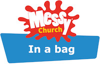 Messy Church in a Bag logo